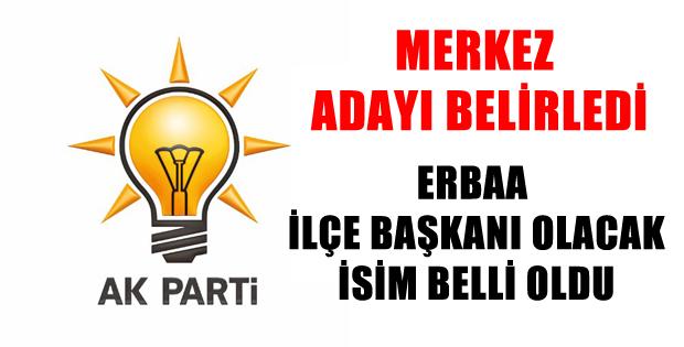 AK PARTİ ERBAA İLÇE BAŞKAN ADAYI BELLİ OLDU-10558
