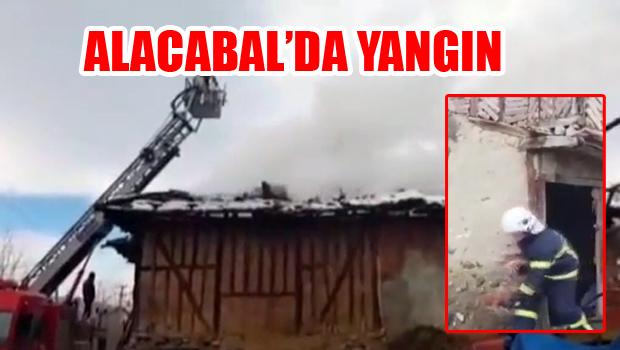 ALCABAL'DA YANGIN