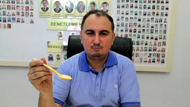 Arı Sütünün Kilosu 10 Bin Liradan Satılıyor