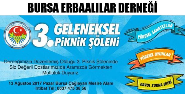 BURSA ERBAALILAR DERNEĞİ PİKNİK ŞÖLENİNE DAVETLİSİNİZ-10401