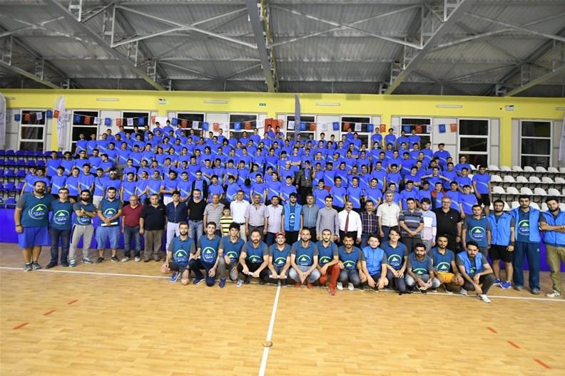 Başbakan Başdanışmanı Mustafa Şen, Gençlerle Buluştu