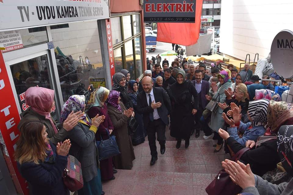 Başkan Özcan: Bu Makam Milletin Makamı