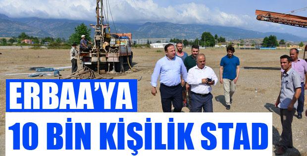 ERBAA YENİ STADYUMU KASIM'DA İHALEYE ÇIKIYOR-10659