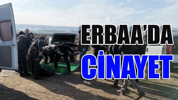 ERBAA'DA CİNAYET