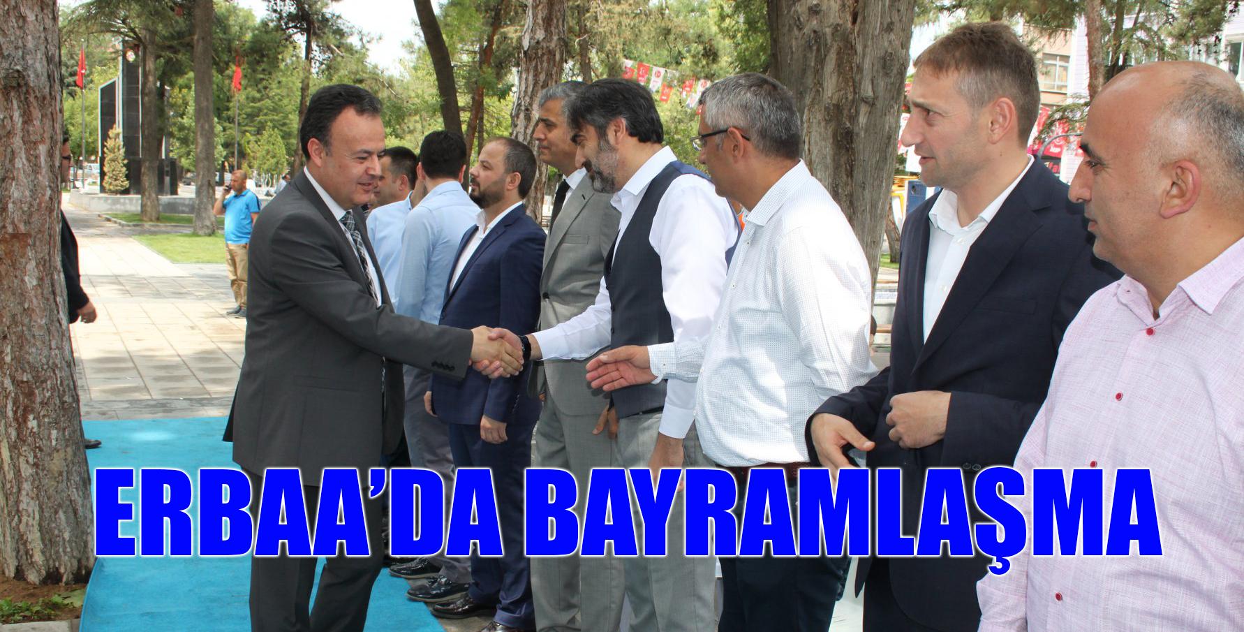 ERBAA'DA RAMAZAN BAYRAMI