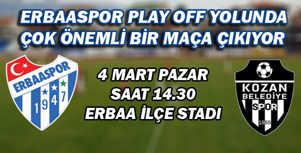 ERBAASPOR PLAY OFF YOLUNDA ÖNEMLİ BİR MAÇA ÇIKIYOR-11136