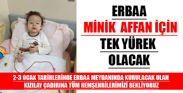 Erbaa Minik Affan için KENETLENECEK-11043