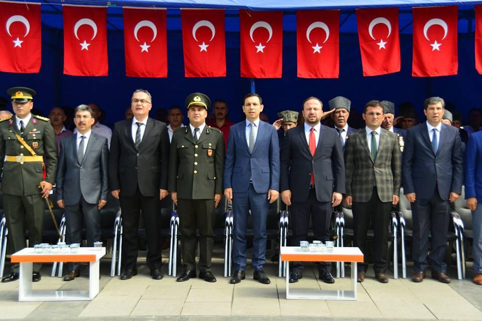 Erbaa'da 30 Ağustos Zafer Bayramı Çoşkuyla Kutlandı