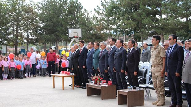 Erbaa'da İlköğretim Haftası kutlandı