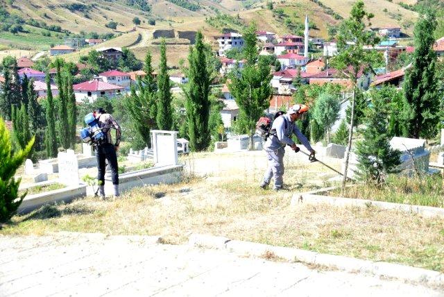 Erbaa'da Kurban Bayramı hazırlıkları