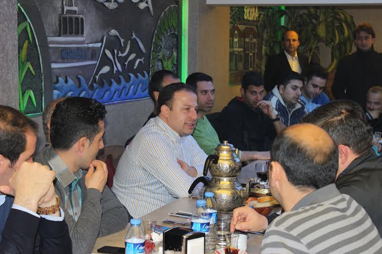Erbaa'da Okul Ligi Hazırlıkları