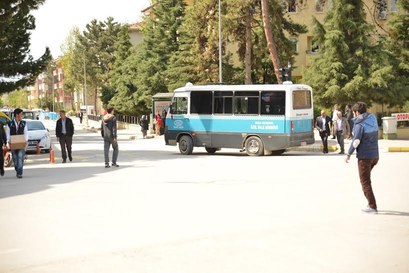 Erbaa'da Otopark ve Minübüs İhalesi