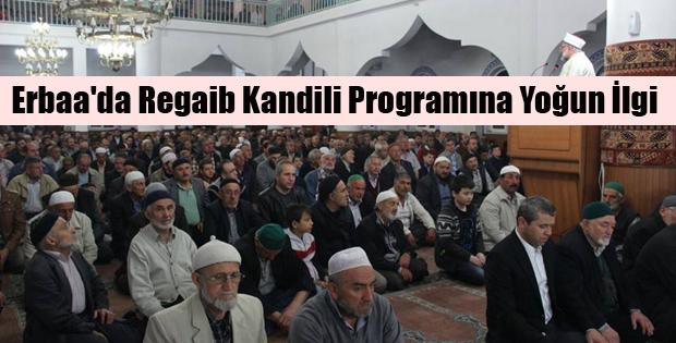 Erbaa'da Regaib Kandili-7481