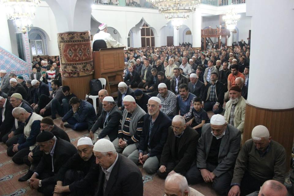 Erbaa'da Regaib Kandili