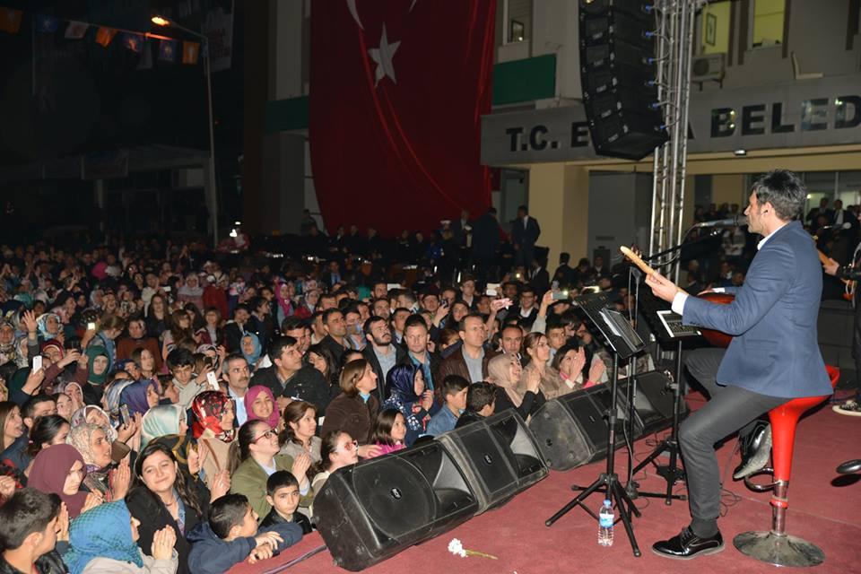 Erbaa'da Şölen