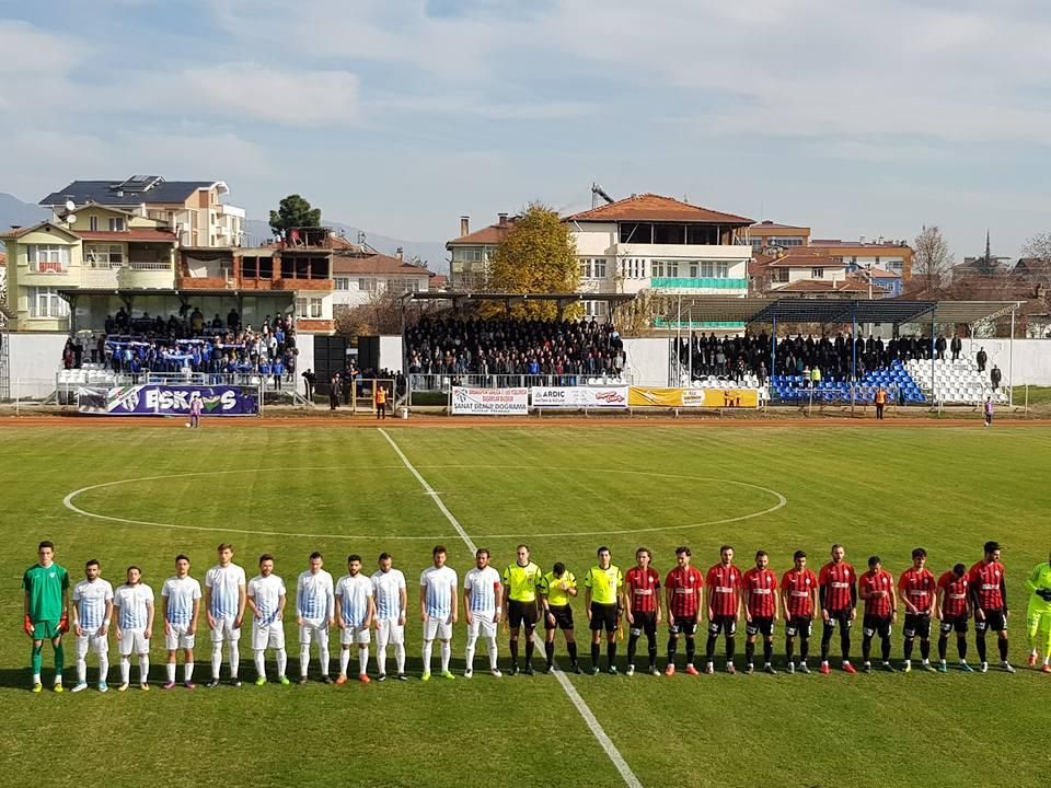 Erbaaspor: 2 - Orhangazi Belediyespor: 1-10935