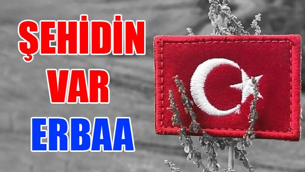 Erbaalı Piyade Er Mesut Yurtalan Suriye'de Hayatını kaybetti