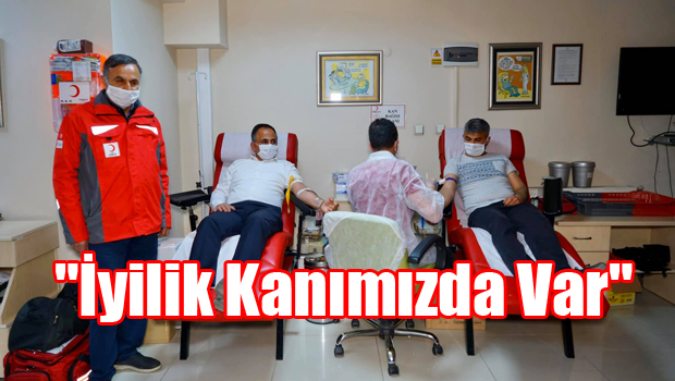 KANIMIZDA İYİLİK VAR