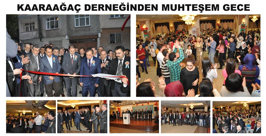 KARAAĞAÇ DERNEĞİNDEN MUHTEŞEM GECE-3224