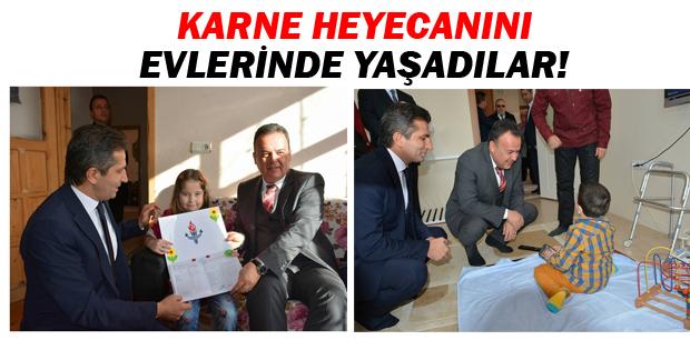 KARNE HEYECANINI EVLERİNDE YAŞADILAR! -11080