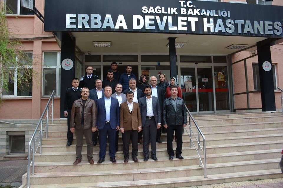 Milletvekili Göçer'in Erbaa Temasları-9806