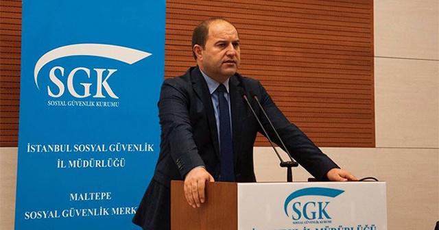 SGK İstanbul İl müdürü Murat Göktaş'tan SGK'lılara müjde!
