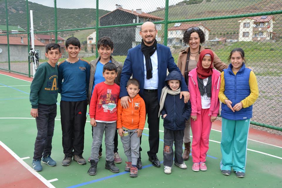 SPOR TOTO'DAN NİKSAR'A ZİYARET
