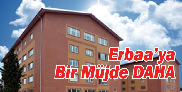 Sosyal ve Beşeri İlimler Fakültesi Erbaa'mıza Hayırlı olsun