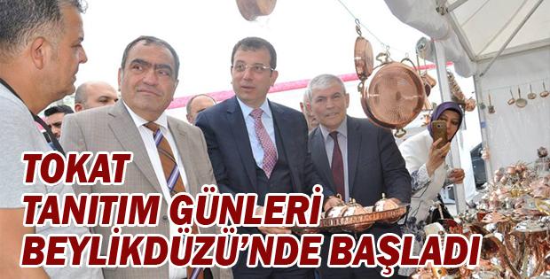 TOKAT TANITIM GÜNLERİ BEYLİKDÜZÜNDE BAŞLADI-11260
