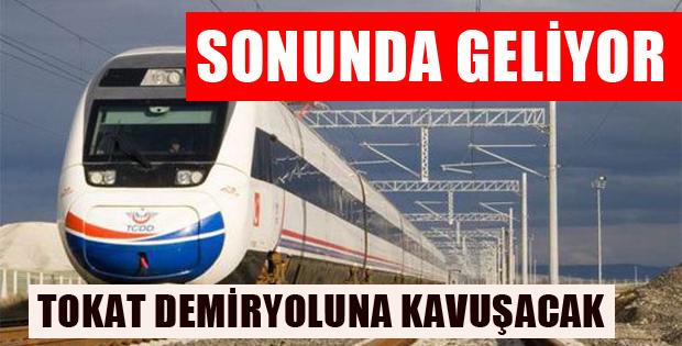 TOKAT'A DEMİRYOLU GELİYOR-9023