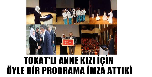TOKAT'LI ANNE KIZI İÇİN ÖYLE BİR PROGRAM YAPTIKİ-10944