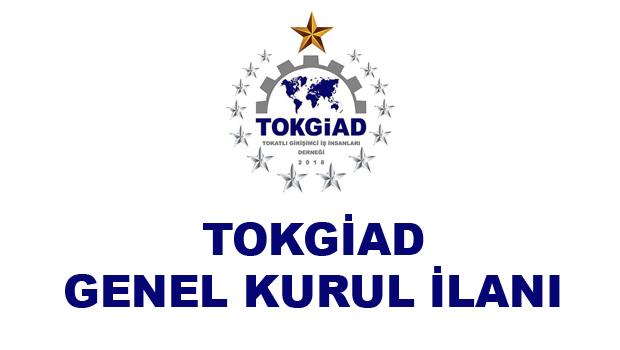 TOKGİAD GENEL KURUL İLANI