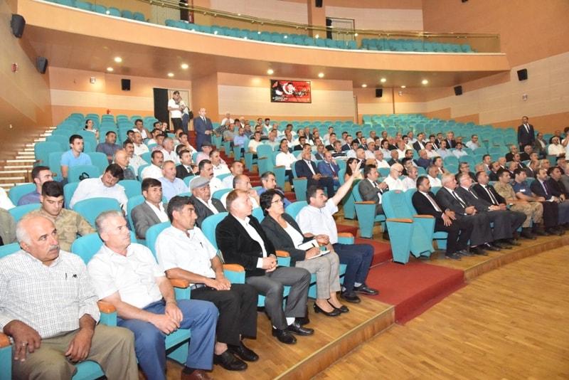 Tokat Valisi Balcı'nın, Erbaa Ziyaretleri