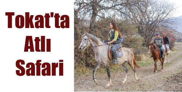 Tokat'ta Atlı Safari-11000