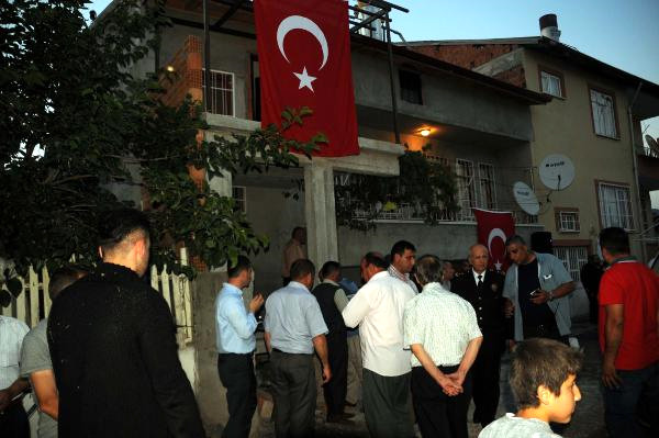 Turhal'a Şehit Ateşi Düştü-10283