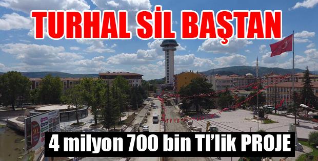Turhal'da Büyük Değişim-10447
