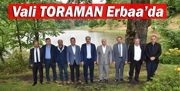 VALİ TORAMAN ERBAA'DA-11266