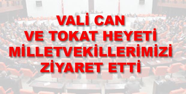 VEKİLLERE ZİYARET-5841