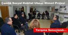 Yeni Erbaa Çamlık Sosyal Habitat Ulusal Mimarî Proje Yarışması sonuçlandı.