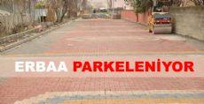 ERBAA PARKELENİYOR