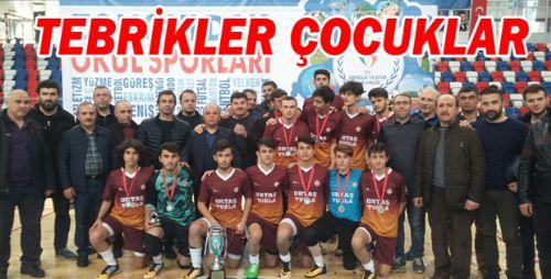 Erbaa Merkez Anadolu Lisesi Türkiye İkincisi Oldu
