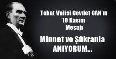 10 KASIM MESAJI