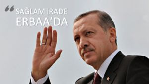 Cumhurbaşkanı Adayı ve Başbakan Erdoğan Erbaa'da