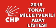 2015 TOKAT CHP MİLLETVEKİLİ ADAYLARI