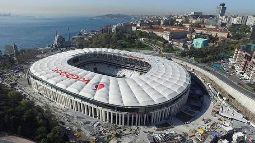 2019 Süper Kupa Finali Vodafone Park'ta