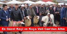 4. Tarım ve Hayvancılık Fuarı Tokat'ta Açıldı