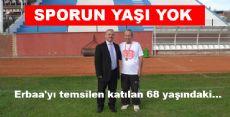 68 Yaşındaki Sporcu