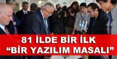 81 İLDE BİR İLK