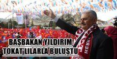 AK Parti'nin Tokat Mitingi