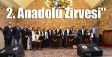 ANADOLU GAZETECİLERİ TOKAT'TA